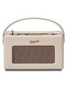 RD60 DAB Radio - Cream