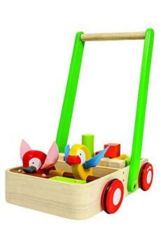 """Aw, 'want this so bad for babygirl right now:  """"PlanToys Bird Walker!""""  -KWA"""