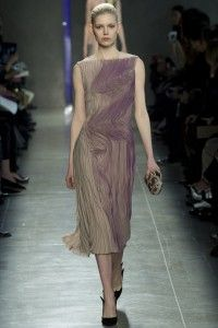 Bottega Veneta Fall 2014 Ready-to-Wear Collection - Vogue Haute Couture Style, Couture Mode, Couture Fashion, Runway Fashion, High Fashion, Fashion Show, Fashion Design, Milan Fashion, Style Fashion