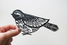 A couple of other bird cutouts I have done recently! Ready to fly off to a new home!