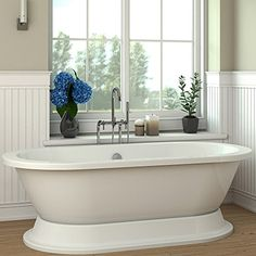 american standard free standing tub. Luxury 67 inch Freestanding Tub with Modern Design in  https American Standard Cadet Arctic 011 2764 014