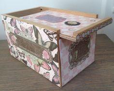 Caja  alterada