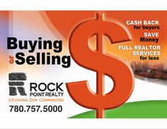 Cash back to buyer!  It's free money!