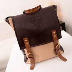 mochilas de cuero juveniles - Buscar con Google