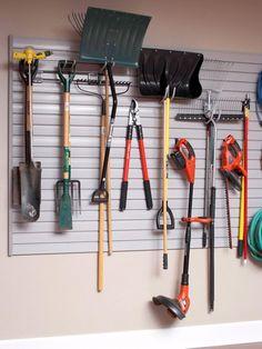 17 brillantes faons de rester super bien organis dans le garage