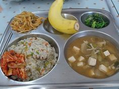 School dinners from around the world on Pinterest   School Lunch, Rice ...