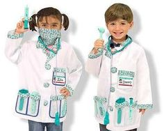 Me at age 7 playing doctor with my brother and sister