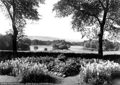 Gateshead, The Lake, Saltwell Park c.1955, from Francis Frith