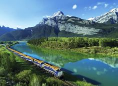 Banff and Jasper, iconic Lake Louise, and Whistler-Spent the Summer camping here as a kid. Appreciated it even then.