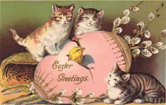 postcard-paper-poster-advertising-vintage-retro-antique-easter-f-wallpaper-1.jpg (1600×1006)