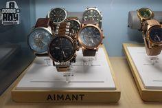 Imporbel lanzó en Costa Rica la prestigiosa línea de relojes Aimant, en una presentación de gala para prensa y clientes.