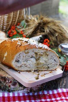 Wielki apetyt : Grill: Aromatyczny chlebek z grilla