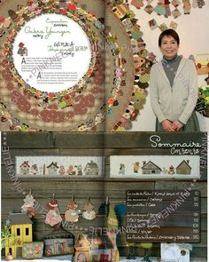 Reiko Kato Mother's Dream Friends PATCHWORK English от PinkNelie
