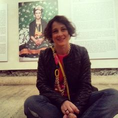 Frida kahlo #nmdroma14 #ridieassapori