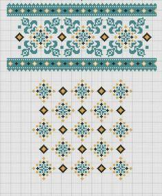 Celtic Cross Stitch, Mini Cross Stitch, Cross Stitch Borders, Cross Stitch Flowers, Cross Stitch Designs, Cross Stitching, Cross Stitch Embroidery, Cross Stitch Patterns, Embroidery Patterns Free