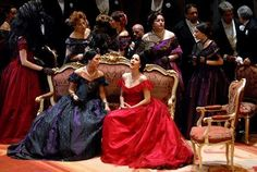 la rondine - puccini.  nice opera.  but not particularly memorable - for me at least