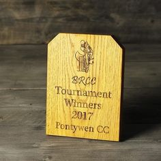 We have a brand new range of trophies, now available in store and online!  These beautiful awards are handcrafted from Welsh Oak to your own design.  To find out more head to www.valleymill.co.uk/products/trophies