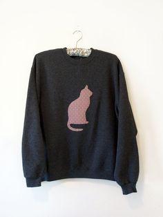 Crazy Cat Lady Crewneck Sweatshirt