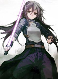 Anime, Art, Аниме, Sword Art Online, Kirito