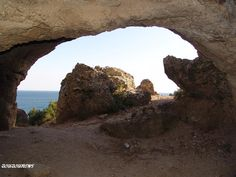 The Cave of the Cyclops in the archaeological site of Makri near #Alexandroupoli #Greece
