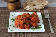 Beef Vindaloo | Ultimate Paleo Guide  A spicy & sweet dinner treat. Made with sweet potatoes and curry spices.