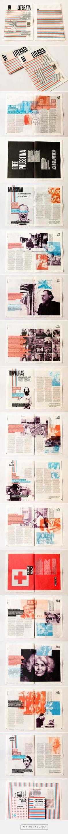 Literata Proyecto de estudiante.  Zhamora is a graphic designer freelance based in Granada specialized in branding projects, graphic design, editorial and more.