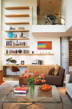 Smart Loft Storage...
