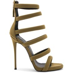 Giuseppe Zanotti Alien Heel ($535) ❤ liked on Polyvore featuring shoes, pumps, heels, giuseppe zanotti, sapatos, zapatos, high heeled footwear, high heel pumps, high heel shoes and heel pump