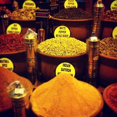 Spice market magic! #istanbul #travel