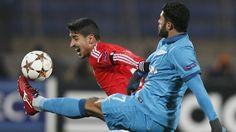 SL Benfica perde frente ao Zenit e está fora da Liga dos Campeões http://angorussia.com/desporto/sl-benfica-perde-frente-ao-zenit-e-esta-fora-da-liga-dos-campeoes/
