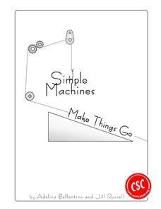 Simple Machines Make Things Go Worksheet