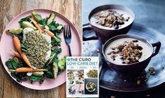 The Commonwealth Scientific and Industrial Research Organisation (CSIRO) has released a book outlining their new low carb, high protein diet,
