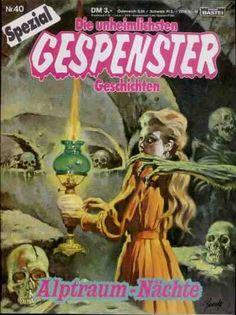Gespenster Geschichten Spezial #40 - Alptraum-Nachte
