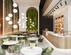Turkish restaurant on Behance Bar Restaurant Design, Restaurant Plan, Architecture Restaurant, Luxury Restaurant, Interior Architecture, Restaurant Owner, Coffee Shop Interior Design, Coffee Shop Design, Office Interior Design