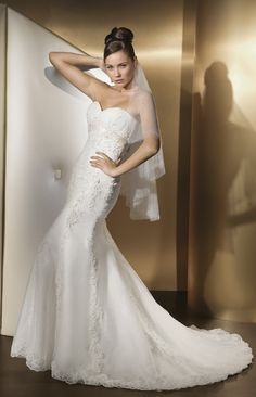 Lace Wedding Dresses Under 500