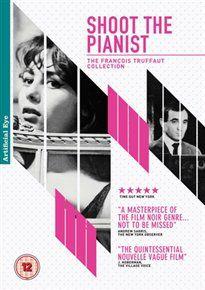 François Truffaut's gangster film  – TIREZ SUR LE PIANISTE/SHOOT THE PIANIST  – re-issued on DVD and Blu-Ray www.worldonlinecinema.com   #worldonlinecinema  #zzfr