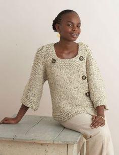 Extra Easy, Extra Fabulous Sweater