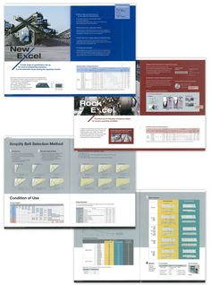 海外ビジネスパンフレットデザイン
