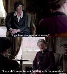 Downton Abbey Season 4 Episode 6: Bahaha!