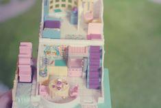 polly_pocket_maison_6 Polly Pocket, 90s Toys, Dollhouse Toys, Nostalgia, Pockets, Vintage, Children, Frame, Collection