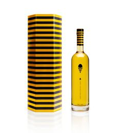 "B brand identity  B honey cachaça is a new Brazilian spirit that blends sugarcane rum with honey and a touch of lime, creating a premium beverage from a common drink. ""B"" is a new liquor brand co-founded by Formula 1 driver Nelson Piquet Jr. and friends."