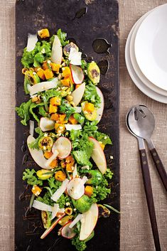Harvest Salad Recipe   Lonny.com