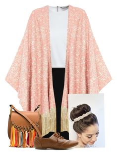 """""""Untitled #37"""" by miagrace7 ❤ liked on Polyvore featuring Roland Mouret, Canvas by Lands' End, Melissa McCarthy Seven7, Chloé, Ollio and plus size clothing"""