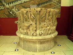 Corinthian capital, Corinium Museum (Cirencester) | Flickr – Condivisione di foto!