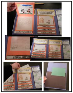 pilgrim wampanoag thanksgiving portfolio lapbook research project project-based learning printables resources