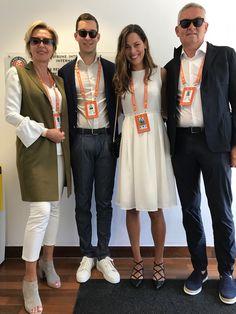 Tennis Superstar Ana Ivanovic's French Open Photo Diary