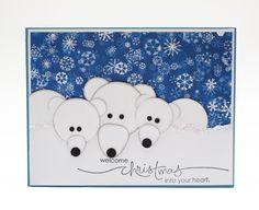 Bear Bulletin Board Ideas, Nurse Bulletin Board, December Bulletin Boards, Winter Bulletin Boards, Classroom Bulletin Boards, Classroom Ideas, Easy Christmas Crafts, Simple Christmas, Christmas Cards