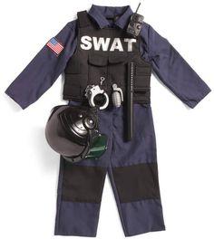 Kids Swat Costume Boys Swat Costume, Swat Halloween Costume, Boy Costumes, Halloween Costumes For Kids, Airsoft Helmet, Mens Activewear, Shirt Shop, Shop Now