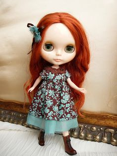 Fashion magazine for your Blythe and pullip: Modelos para blythe