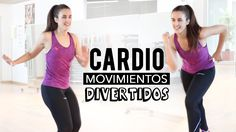 Cardio con movimientos divertidos
